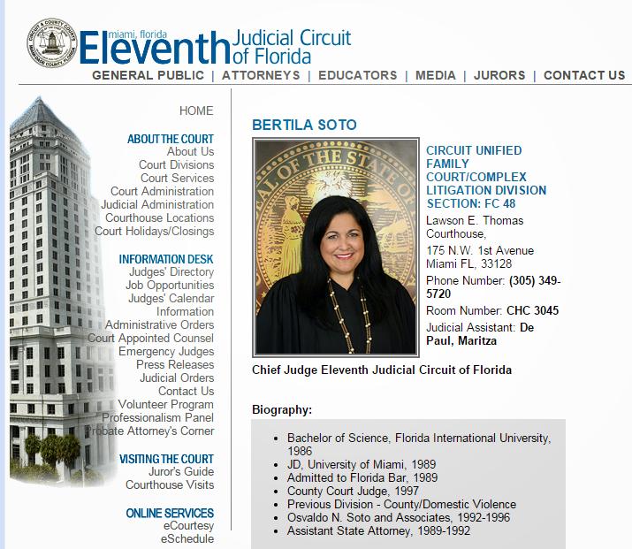 Th Judicial Circuit Of Florida West Palm Beach Fl
