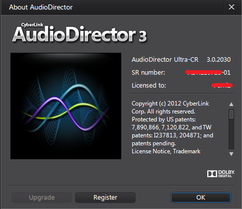 Cyberlink audiodirector ultra 3 0 2030 cracked chingliu