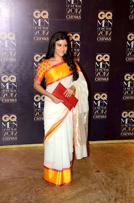 Konkona Sen - GQ Men of the Year 2012