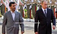 Mahmoud Ahmadinejad-Vladimir Putin