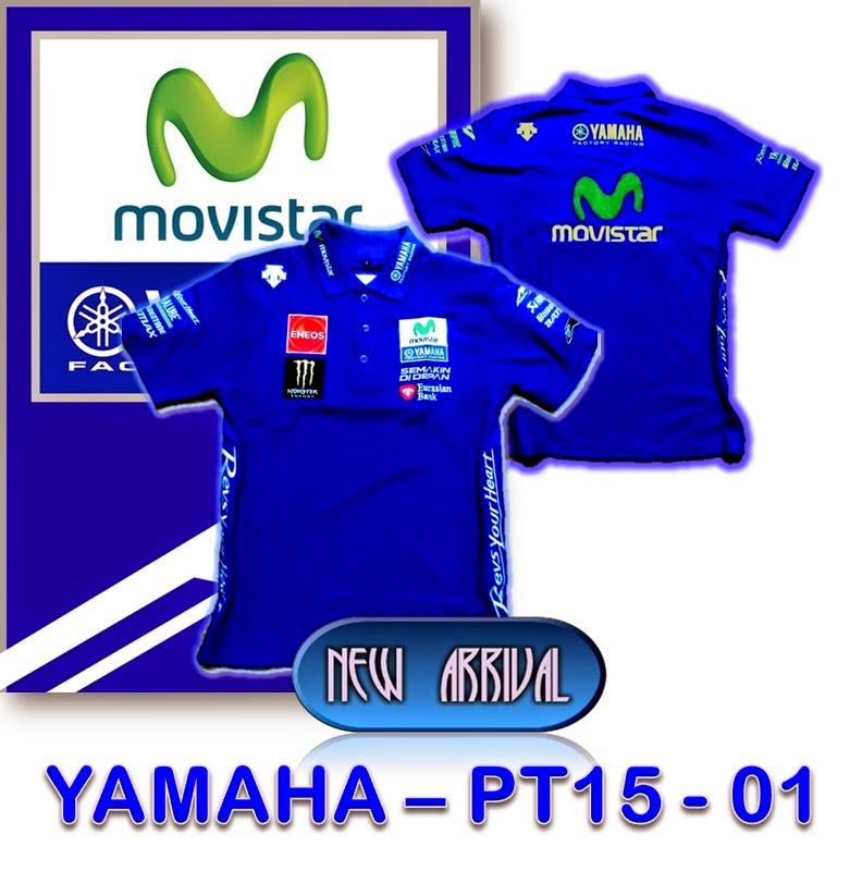 Yamaha Movistar Polo Shirt