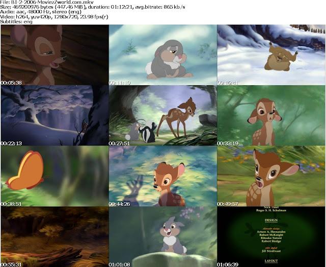 Watch Bambi Free Online HD