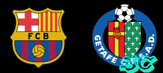 Prediksi Pertandingan Barcelona vs Getafe 9 Januari 2014
