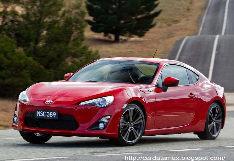 Cardatamax The Cars Database Project Forever Toyota 86 Gts 2012