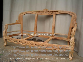klasik furniture sofa ukir klasik mahoni mentah unfinished sofa ukir jepara supplier rangka kayu sofa