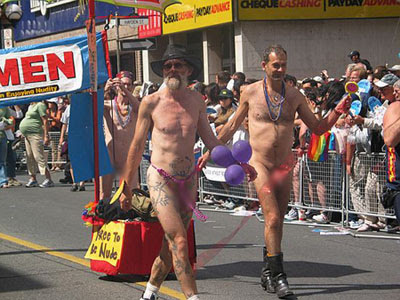 """One woman in Augusta, Georgia was told to attend """"gay pride"""" parades or be ..."""