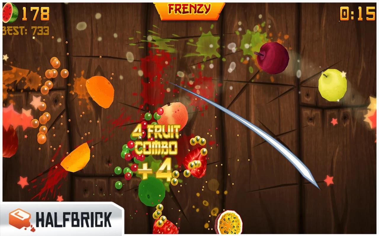 Fruit Ninja v1.9.1 Mod [Unlimited Starfruit]