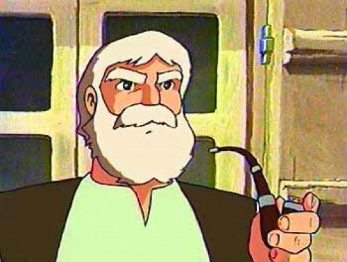 Chebarbachegioia cartoni animati e barba