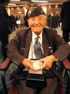Military News - Japanese-American member of Merrill's Marauders dies at 100