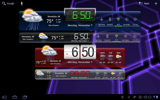 Download HD Widgets Apk Android Free