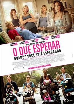 O Que Esperar Quando Você Está Esperando – Dublado (2012)