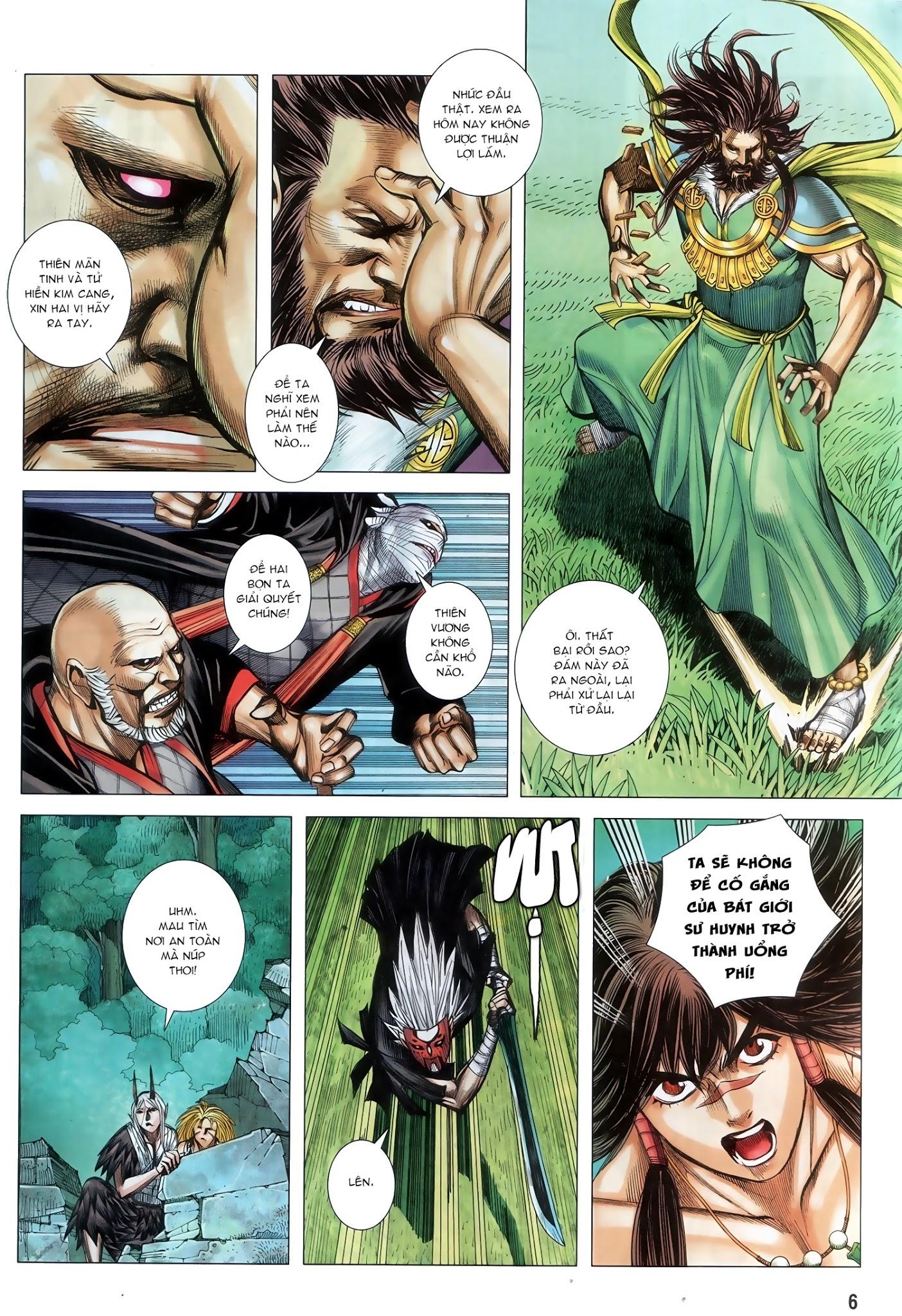 Tây Du chap 102 Trang 6 - Mangak.info