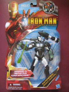 Marvel's Initiative Iron Man War Machine James Rhodes Avengers