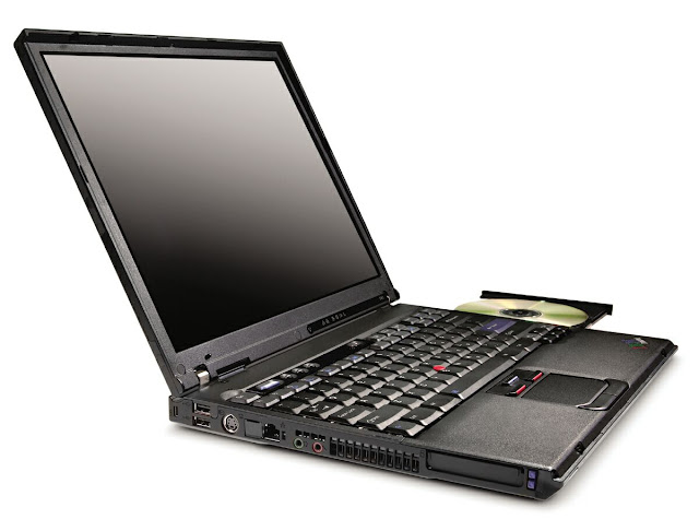 Toshiba ThinkPad T30
