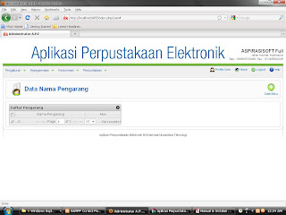 Aplikasi Perpustakaan Elektronik Full Serial-Razz XP