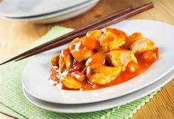 طريقة عمل الدجاج الصيني الحار