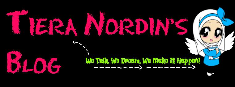 Tiera Nordin's Blog ^_^