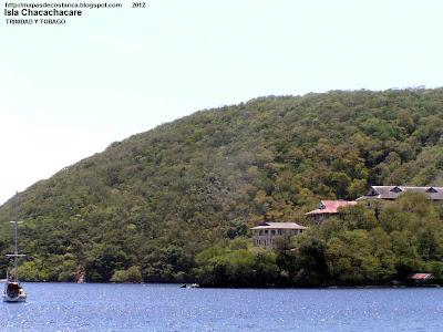 Foto de la Isla Chacachacare  (Isla de Trinidad y Tobago)