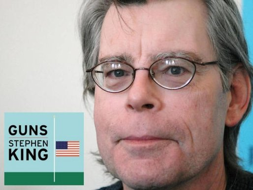 stephen king gun essay