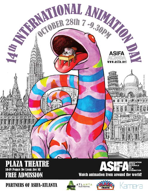 ASIFA-Atlanta 14th International Animation Day