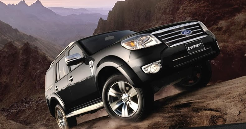 Kendaraan Kita Ulasan Tentang Mobil Ford Everest