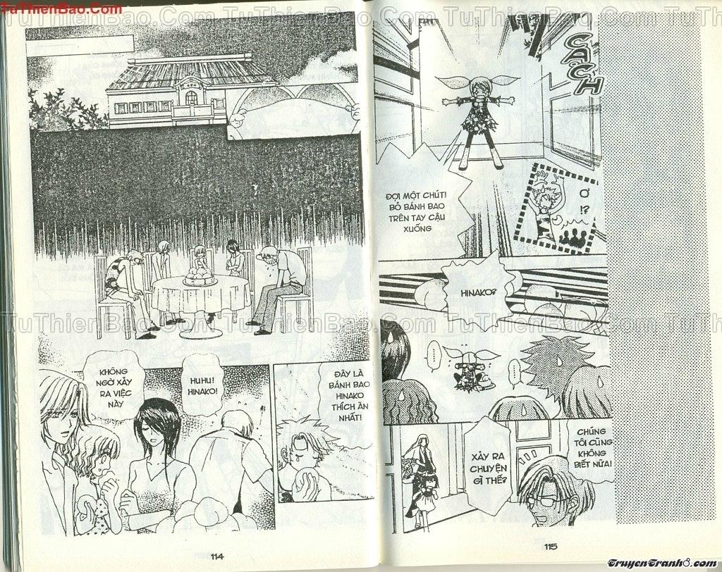 Quái Vật đáng Yêu - Love Monster Chap 42 Trang 7