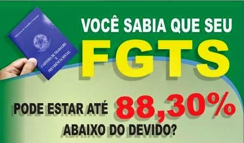 FGTS - Ação Revisional
