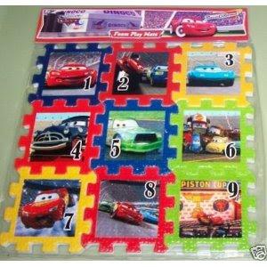 Disney Pixar Cars Toys Disney Pixar Cars Race O Rama Foam