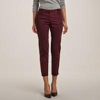 Pantaloni pana din tuil pentru femei (3 Suisses Collection)
