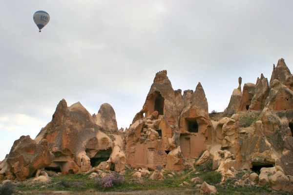 كابادوكيا في تركيا