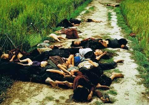 Vụ thảm sát Mỹ Lai – Nỗi đau không bao giờ quên…