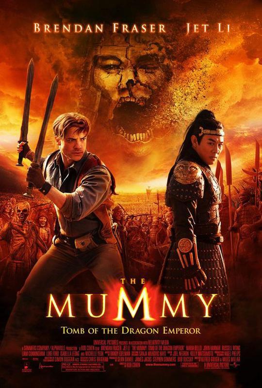 Mumya 3 (2008) Film indir