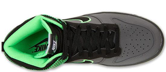 Nike Dunk High \u0026quot;Kobe Bryant\u0026quot; Dark Grey/Black-Poison Green: