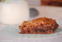 Brownies de chocolate