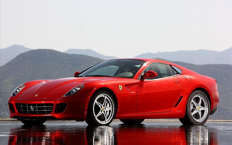 2010 Ferrari 599 Gtb Fiorano Hgte Car World