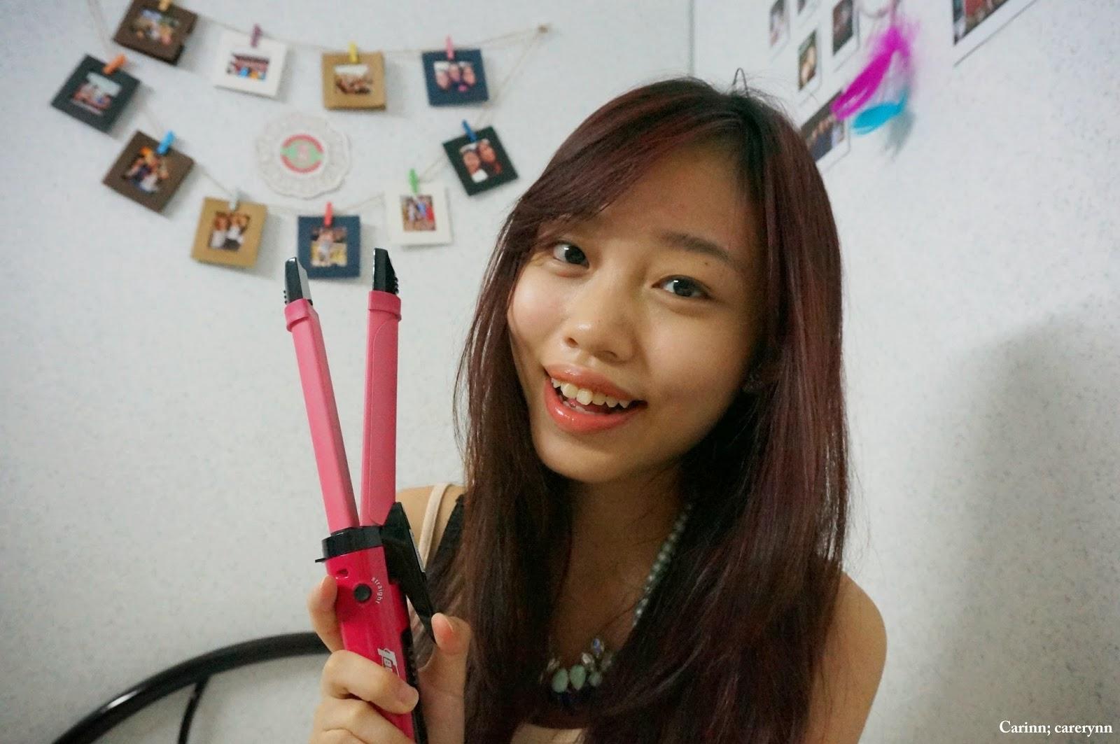 Carinn Carerynn Malaysia Fashion Beauty Lifestyle Blog Hair
