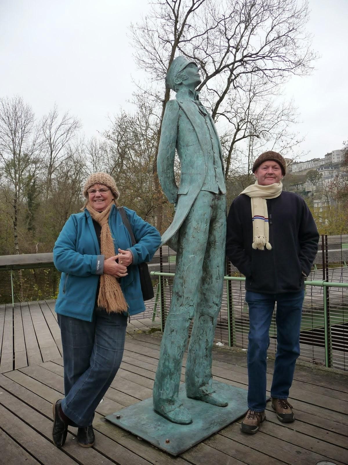 Moi et ma femme at Angouleme, Nov