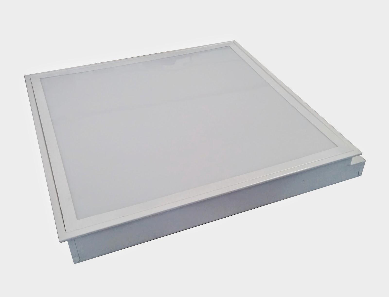 Plafoniere Per Ufficio A Led : Illuminazione led plafoniera da incasso con ottica opalina per