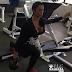 Treino de Quadríceps e Posterior da Coxa da Gracyanne Barbosa do dia 05/07/2015