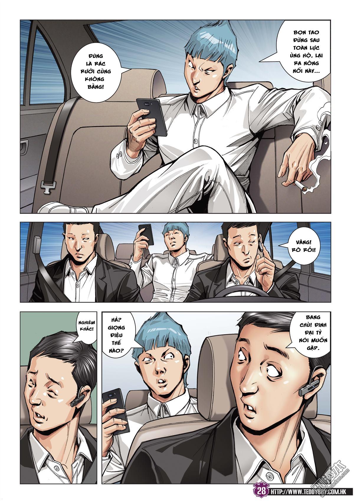 Người Trong Giang Hồ Chap 2054 - Next Chap 2055