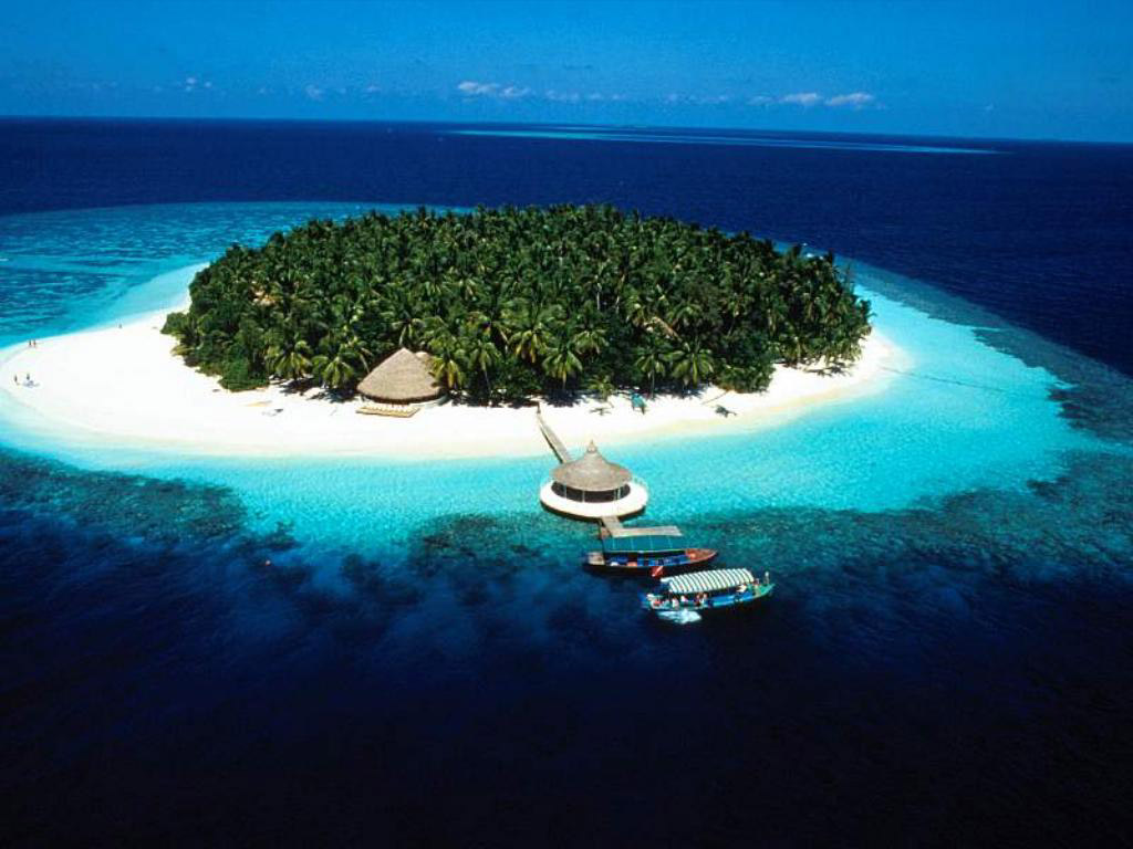 Download this Maldives Resorts Islands Map picture