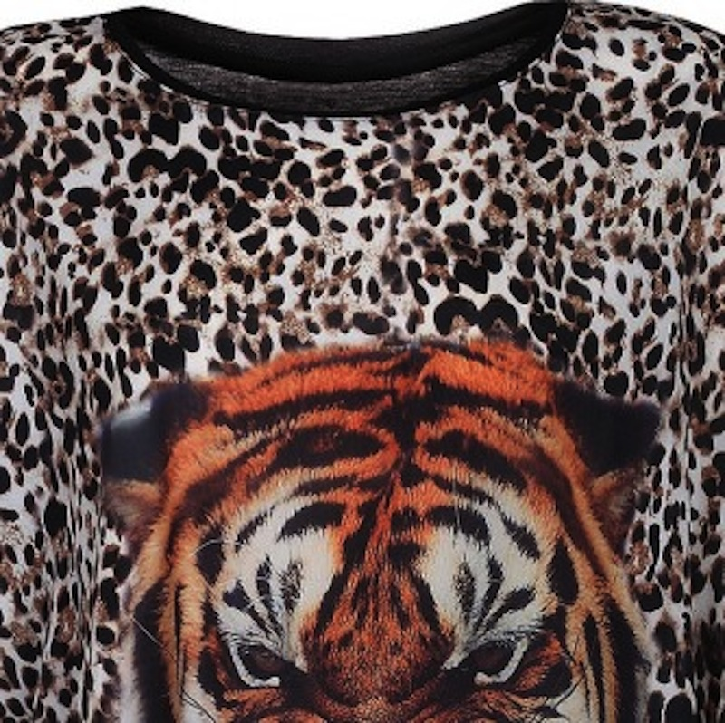 jolie moi, animalier printed dresses, animal knit and prints, vintage english style, idee shopping online economico, amanda marzolini, blogger shopping selection, the fashionamy, giraffe, tiger, sequins skirt,