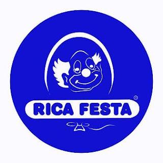 Mãe Sem Frescura - Rica Festa