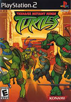 Cheat Code Game Game Teenage Mutant Ninja Turtels 2 Playstation2