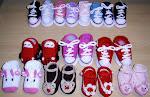 Zapatitos de Bebe modelos variados