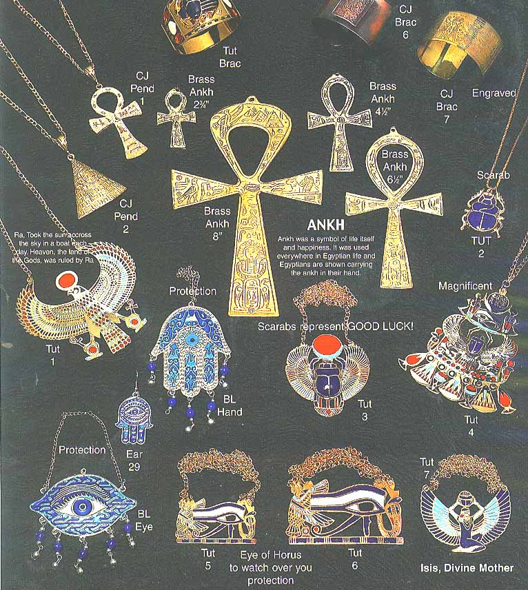 Mdw ntr jewelry design of ancient egyptian for Egyptian jewelry