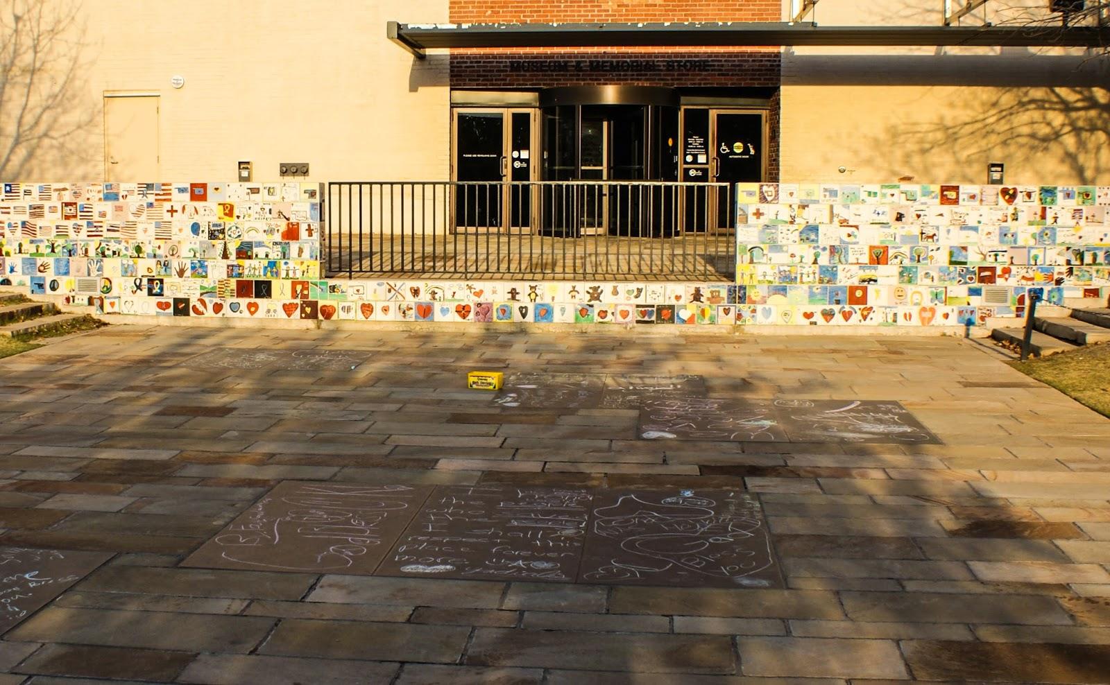 Travels Of A Paradox 1 Apr 2014 The Murrah Memorial
