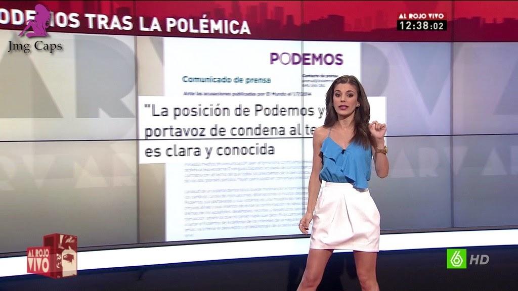 LORENA BAEZA, AL ROJO VIVO (01.07.14)