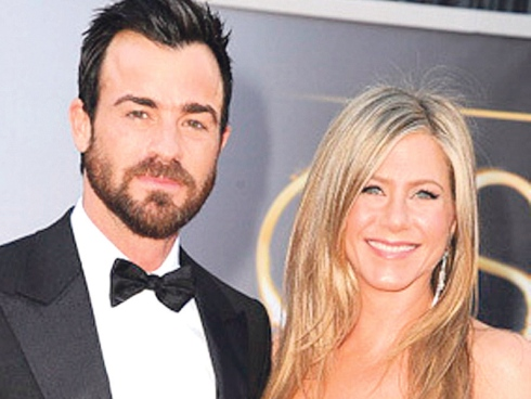 Entertainment, News, Gossip, Celebrities, Hollywood, Jennifer Aniston, Justin Theroux, Kahwin, Rahsia