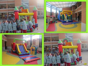 SERVICIO DE INFLABLES EN ST MARGARETS SCHOOL